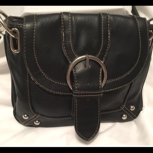 Mondani Handbags - MONDANI  Black New York Bag Super Cute Mondaini